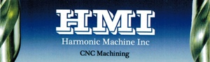 Harmonic Machine Inc