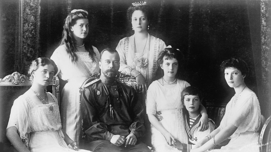 romanov family survivors