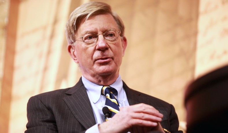 never trump columnist george will pro lifers voting for trump is