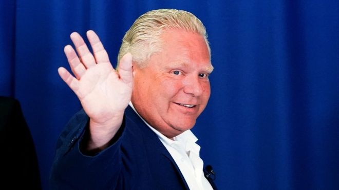 Doug Ford Transitions From Populist Parental Advocate To
