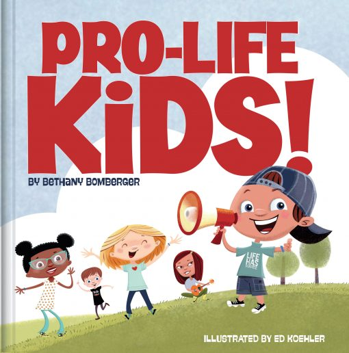 PRO-LIFE KiDS! Book Cover