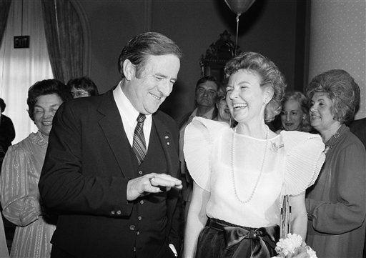 Jerry Falwell Sr. & Phyllis Schlafly